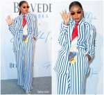 Janelle Monae In Ralph Lauren @ 'A Beautiful Future Event In Chicago'