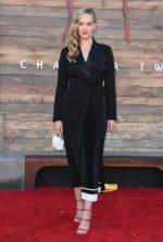 """Jess Weixler In Self Portrait  @ """"It: Chapter Two"""" Premiere in Westwood"""