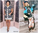 Kiersey Clemons In Gucci @ Gucci & Nordstorm Event In Seattle