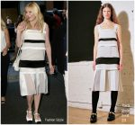 Kirsten Dunst  In Proenza Schouler @  Today Show in New York