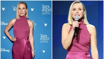 kristen-bell-in-cushnie-d23-disney-event-in-anaheim
