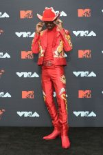 Lil Nas X In Union Western Clothing @ 2019 MTV VMAs
