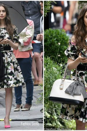 lily-collins-in-dolce-gabbana-shooting-emily-in-paris