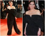 Liv Tyler  In Givenchy Couture @  'Ad Astra' Venice Film Festival Premiere