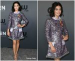 Lucy Hale In  Victor & Rolf @ CW's Summer 2019 TCA Party