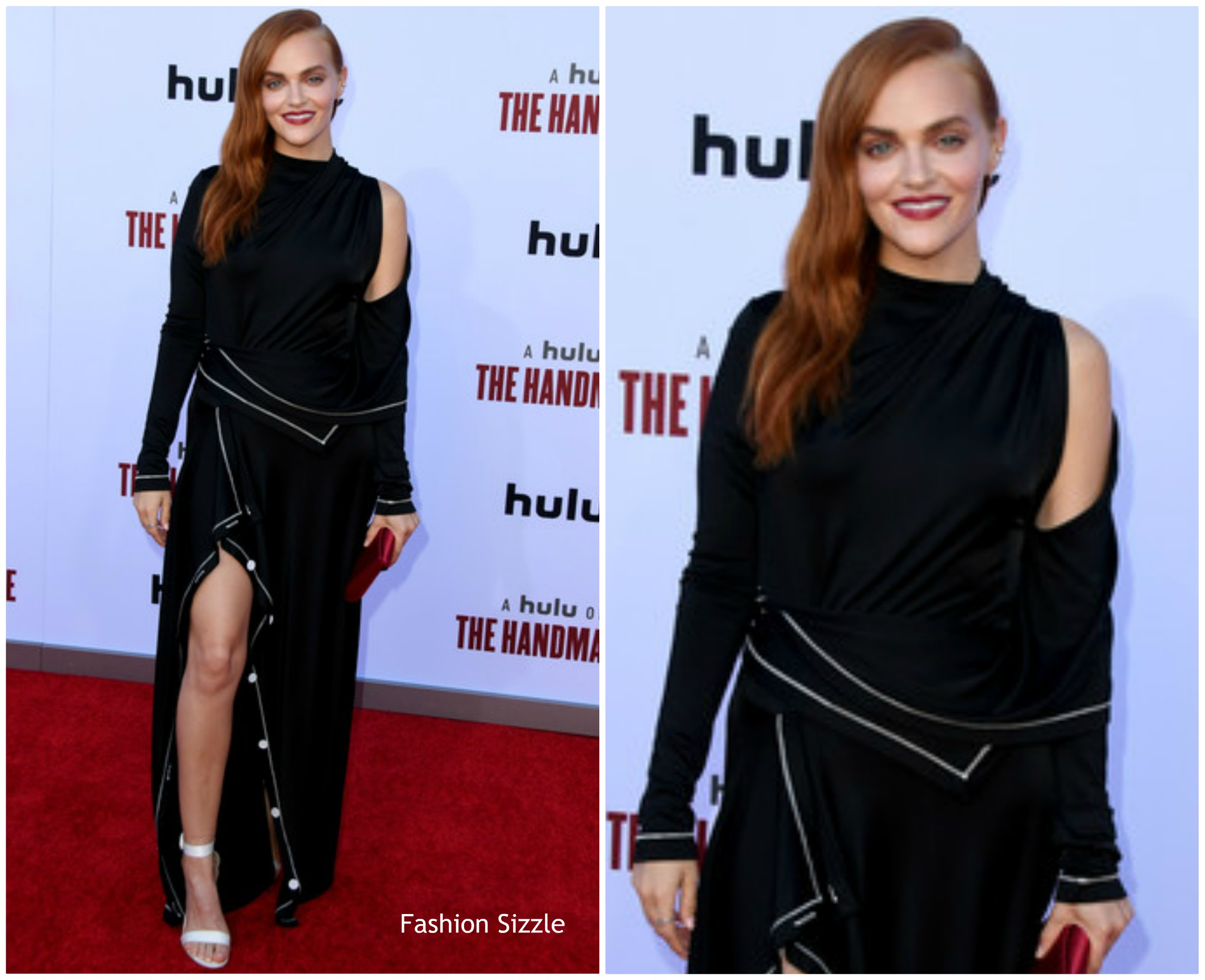 madeline-brewer-in-monse-the-handmaids-tale season-3 -celebration