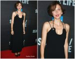 Maggie Gyllenhaal In 3.1 Phillip Lim   @ The 'Sea Wall / A Life' Opening Night On Broadway