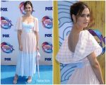Maia Mitchell In Prabal Gurung  @  Teen Choice Awards 2019