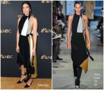 Mandy Moore In Proenza Schouler @ NBC and Universal Emmy Nominee Celebration