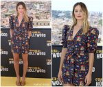 Margot Robbie In LHD @ 'Once Upon A time In Hollywood ' Rome Photocall