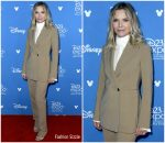 Michelle Pfeiffer In The Row   @ D23 Disney+ Event in Anaheim