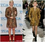 Michelle Williams In Louis Vuitton @ 2019 TCA Awards