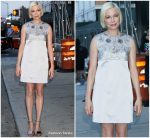 Michelle Williams  In Louis Vuitton @   'After The Wedding' New York Screening