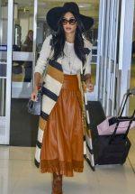 Nicole Scherzinger  @ Sydney Airport