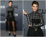 Ruby Rose In Christian Dior @ CW's Summer 2019 TCA Party