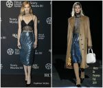 Samara Weaving  In Marco de Vincenzo   @ 'Ready Or Not' New York Premiere