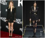 Samara Weaving  In Versace  @  The 'Ready Or Not' LA Screening