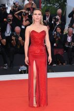 "Scarlett Johansson In Celine @ ""Marriage Story"" Screening at the 76th Venice Film Festival"