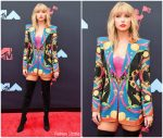 Taylor Swift In Atelier Versace @ 2019 MTV VMAs