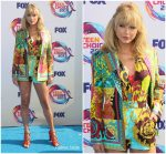 Taylor Swift In Versace @ Teen Choice Awards 2019
