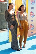 Chloe and Halle Bailey  @  Teen Choice Awards 2019