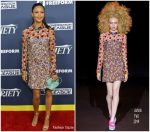 Thandie Newton  In Ashish @  Variety's Power Of Young Hollywood