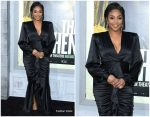 Tiffany Haddish  In Galia Lahav   @   For 'The Kitchen' LA Premiere