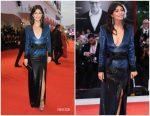Alessandra Mastronardi In Etro @ 'Martin Eden' Venice Film Festival Premiere