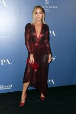 Jennifer Lopez  In Elie Saab @ The HFPA and THR Party in Toronto