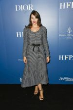 Felicity Jones  In Chanel  In Chanel @ HFPA/THR TIFF PARTY In Toronto