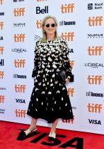 Meryl Streep In  Valentino @ 'The Laundromat' Toronto Film Festival Premiere