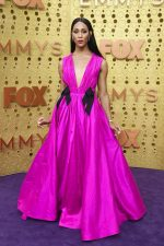 MJ Rodriguez  In JasonWu @ 2019  Emmy Awards