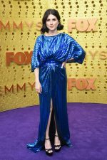 Aya Cash  In Tadashi Shoji @ 2019  Emmy Awards