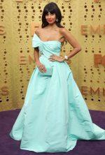 Jameela Jamil In Monique Lhuillier  @ 2019 Emmy Awards