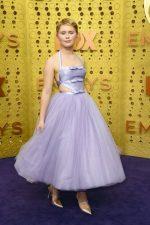 Eliza Scanlen  In Miu Miu dress @ 2019  Emmy Awards