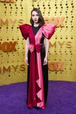 Zoe Kazan  In Gucci @ 2019  Emmy Awards