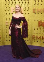 Patricia Clarkson In Christian Siriano @ 2019 Emmy Awards