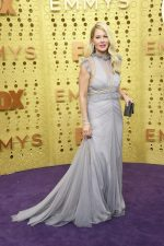 Christina Applegate  In  Vera Wang @ 2019 Emmy Awards