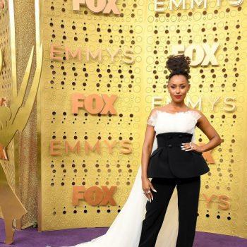 melanie-liburd-in-azziand-osta-@-2019-primetime-emmy-awards
