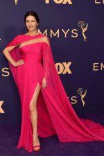 Catherine Zeta-Jones In Georges Hobeika Couture @ 2019 Emmy Awards