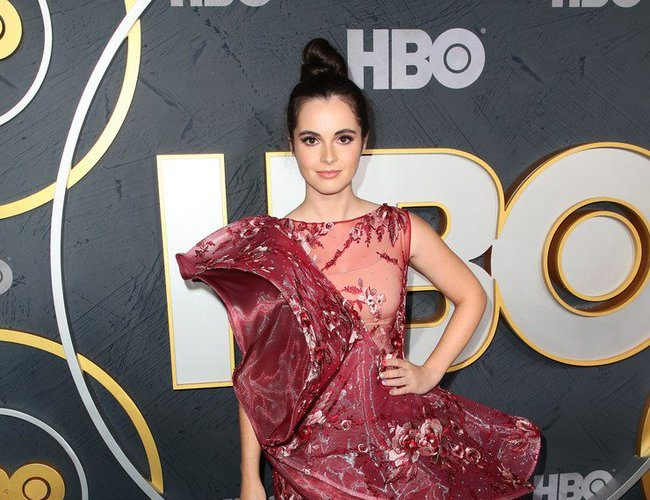 vanessa-marano-wore-a-kenneth-barlis-in-@-hbo's-emmy-awards-after-party
