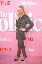"Judith Light  In Badgley Mischka @  Netflix's ""The Politician"" Season One New York Premiere"