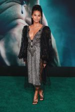 Zazie Beetz In Christopher Kane  @ Joker LA Premiere