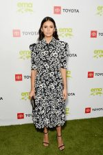 Nina Dobrev  In Michael Kors @ Environmental Media Association's 2019 Honors Benefit Gala