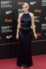 Kristen Stewart In Chanel Haute Couture  @ 'Blackbird (La Decision)' San Sebastian Film Festival Premiere