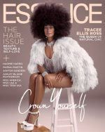"Tracce Ellis Ross Covers   Essence October  2019  ""The Hair Issue"""