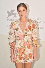 "Adele Exarchopoulos  In  Zimmermann @ ""Revenir""  Venice Film Festival  Screening"