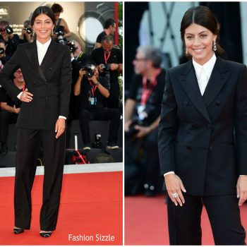 alessandra-mastronardi-in-brioni-suit-jaccuse-and-officer-and-a spy-venice-film-festival-premiere