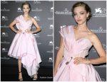 Amanda Seyfried  In Alexander Mcqueen @ Venice Film Festival Jaeger-LeCoultre Gala Dinner