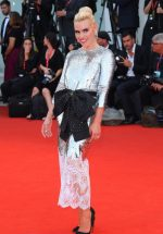 "Billie Piper In Erdem   @ ""Marriage Story"" Venice Film Festival Premiere"